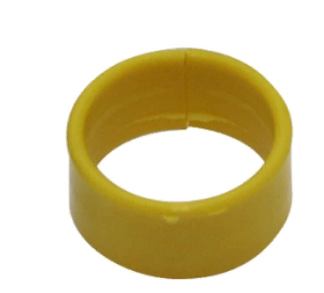 Кольцо меточное - для метки (маркировки ) кур